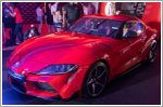 An icon reborn: The Toyota Supra unveiled in Singapore