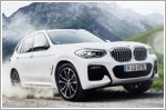 BMW launches the X3 xDrive30e plug-in hybrid