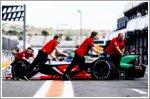 Audi's e-tron FE06 cars make their way to Riyadh