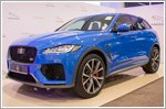 Jaguar launches the F-PACE SVR in Singapore