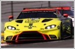 Aston Martin victory at Four Hours of Shanghai