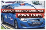 ComfortDelGro's earnings in Q3 down by 10.8%