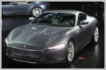 Ferrari updates information on the new Roma coupe