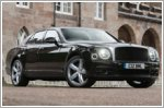Diamond anniversary for Bentley's V8 engine