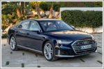 Luxury and athleticism in the new Audi S8