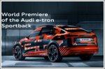 Audi to premiere the e-tron Sportback in Los Angeles