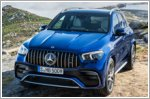 Mercedes-AMG unveils the GLE63 4MATIC+ and GLE63 S 4MATIC+