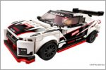 Nissan GT-R NISMO now available in LEGO