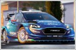 M-Sport Ford Fiesta wins WRC 8 livery of the year award