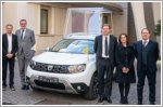 Groupe Renault delivers exclusive Dacia to Pope Francis