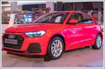 The all new Audi A1 Sportback has arrived