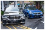 The BMW X6 and X5 M50i now available in Singapore