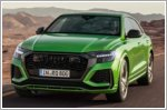 The sportiest Q: The new Audi RSQ8