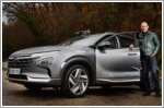 Hydrogen distance record broken in Hyundai Nexo