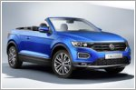 Production of T-Roc Cabriolet begins at Osnabruck