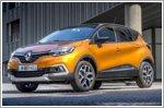 New Renault Captur scores five stars in Euro NCAP