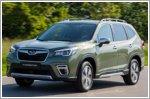 Subaru Forester e-Boxer gains five stars at NCAP