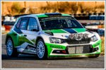 First Skoda Fabia to be campaigned by Chinese rally team