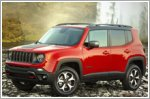 Jeep Renegade earns IIHS Top Safety Pick