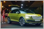 Skoda receives Red Dot award for brand communication