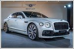 Bentley showcases the Flying Spur in Singapore