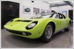 Lamborghini brings Italian masterpieces to Art Basel Miami Beach