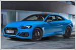 The Audi RS5 and RS5 Sportback updated