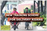 New training scheme to help delivery riders switch to e-bikes