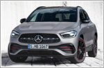 The new Mercedes-Benz GLA: Added character and utility