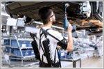 Audi tests exoskeletons for overhead tasks