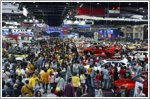 Thailand's Motor Expo sees a strong finish