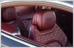 Bentley's Diamond-in-Diamond quilting surges in popularity