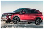 Eclipse Cross receives five star safety rating