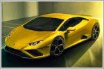 Lamborghini unveils rear-wheel drive Huracan EVO