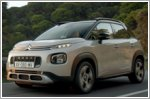 Citroen launches a new advertising campaign for the C3 Aircross SUV