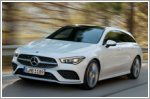 The Mercedes-Benz CLA Shooting Brake arrives in Singapore