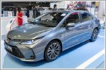 Toyota launches the new Corolla Altis