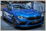 The first-ever BMW M8 Competition Coupe is now available in Singapore