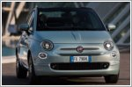 Mild hybrid technology for the Fiat 500 and Panda