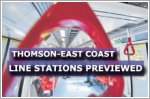 Thomson-East Coast Line stations open for preview