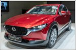 Mazda launches the CX-30 at Singapore Motor Show