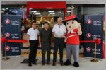 Caltex Jurong Spring wins BCA Green Mark Platinum certification