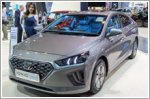 2020 Ioniq Hybrid and Ioniq Electric unveiled at the Singapore Motor Show