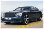 Bentley celebrates legendary engine with final 6.75 Edition Mulsanne
