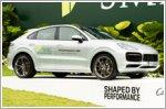 Porsche hosts Porsche X BOSS Pavillion at SMBC Singapore Open