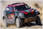 MINI clinches fifth overall victory at Rally Dakar