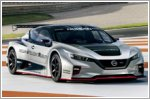 Nissan unveils the Leaf NISMO RC race car