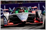 Formula E Audi driver di Grassi thrills with comeback drive at Chile