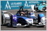 Maximilian Gunther claims the first win of his Formula E career
