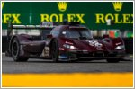 Mazda take pole position at qualifying for the Rolex 24 at Daytona